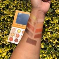 DIJAMIN ORIGINAL USA Beauty Creations Cali Chic Eyeshadow Palette