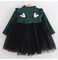 Dress Bayi   Dress Tutu Bayi   Baju Anak (Twins Bunny Dress)