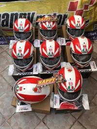 Brand New 100% Helm AGV K3SV Simoncelli dual visor bonus pinlock Italy