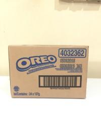 Oreo Vanilla 137gr / Oreo roll 137gr kartonan (24 rolls)