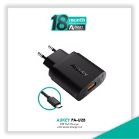 Aukey USB Wall Charger Quick Charge 2.0 1 port PA-U28