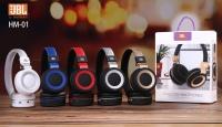 Headphone Bluetooth JBL handsfree headset bluetooth wireless HM-01