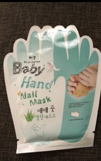 BABY HAND OR FOOT MASK
