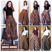 PALAZO PARANG GENES/Celana Batik Kerja Wanita/Kulot Batik Kantor Cewek