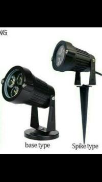 lampu sorot taman led garden light 3w 3watt 3 w 3 watt