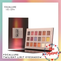 Focallure 18 Colors Twilight Limit Eyeshadow Palette Original #106