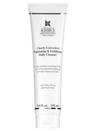 100% ori kiehls clearly corrective white skin brightening exfoliator