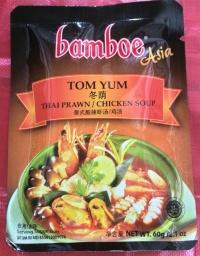 Bamboe Asia Tom Yum / Thai Prawn / Chiken Soup / Bumbu Tomyam