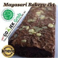 Mayasari Brownies Panggang Almond