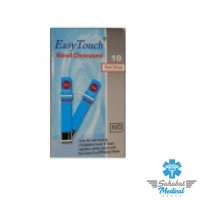 Strip Tes Kolestrol Easy Touch
