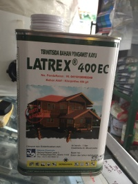 Latrex 400EC Anti rayap (TB.Sumber Rejeki)