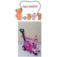 SCOOTER 609 / SEPEDA 3 RODA / SEPEDA GOES / TRICYLE / MAINAN ANAK