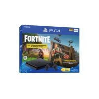 Console PS4 Slim 500GB Black Fortnite Bundle