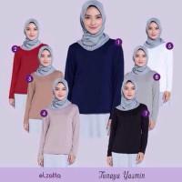 Inner / Manset Baju Elzatta Hijab Tunaya Yasmin