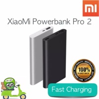Powerbank XIAOMI Pro 2, 10,000 mAh FAST CHARGING POWRRBANK ORIGINAL