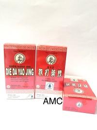Die da yao jing obat merah betadine cina