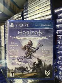 PS4 Horizon Zero Dawn Complete Edition Reg All English