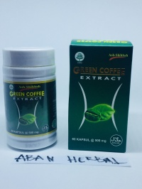 GREEN COFFEE / EXTRA GREEN COFFEE / PELANGSING