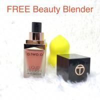 Liquid Blush O.Two.O Blush On Cair (FREE PUFF) NARS DUPE Longslasting