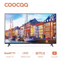 COOCAA LED TV 50 inch 50S3N SMART TV 4K ULTRA HD NETFLIX & YOUTUBE
