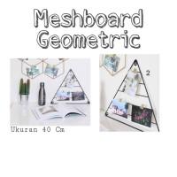 Meshboard geometric triangle