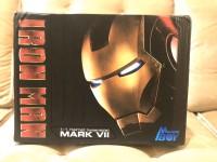 Helm Iron Man Mark VII Machine Boy