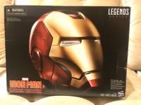 Helm Iron Man Legend Series Marvel