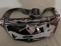 (Preloved) Zara Waist Bag - Black
