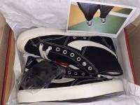 Compass Gazelle High Black White Original