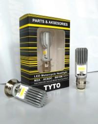 Lampu LED Motor TYTO M2A H6 AC/DC ORIGINAL !