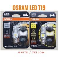 LAMPU BOHLAM LED T19 MOTOR OSRAM 12 V H6 M5 K1 PUTIH - 7735CW - 1 Pcs
