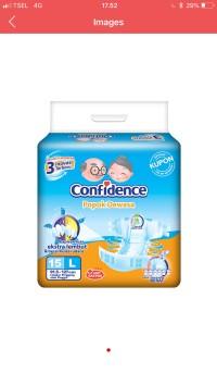 Confidence Popok Dewasa L15