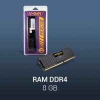 Ram Ddr4 8 Gb