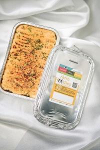Salmon Mentai Rice