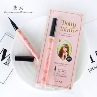 Dolly Wink Liquid Black Eyeliner (Hand Carry)