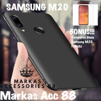 SAMSUNG GALAXY M20 CASE MACARON LIST PROTECTION FULL COLOR