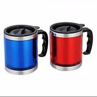 Mug Stainless Standard / Bisa Custom Design