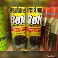 Semprotan talikipas dressing belt fanbelt Prestone 250ml