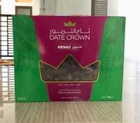 kurma Date Crown Khenaizi 1 kg