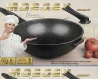 WOK PAN MOEGEN GERMANY MARBLE COATING 30 CM