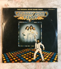 Piringan Hitam Vinyl - Saturday Night Fever