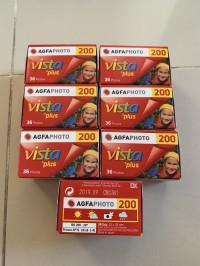 AGFA Vista 200 Negative Film Fresh