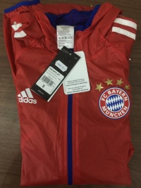 Jaket Adidas Bayern Munchen FC