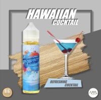 Hawaiian cocktail premium liquid lokal