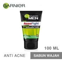 Garnier Men Acno Fight Wasabi Foam 100ml