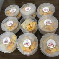 mini mango sticky rice