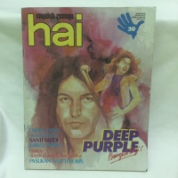 Majalah HAI 1985 - Deep Purple dan Duran Duran