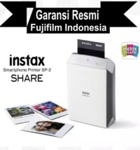 Fujifilm Instax Share SP2 Silver (garansi fujifilm)