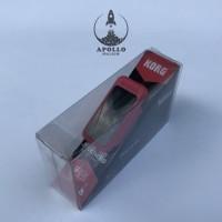 Korg PC- clip tuner untuk bass dan gitar akustik dan elektrik