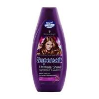Schwarzkopf supersoft ultimate shine shampoo 400 ml germany